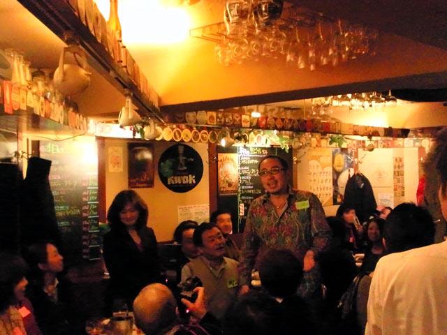 ベルギービールdeフェイスブック交流会 @渋谷